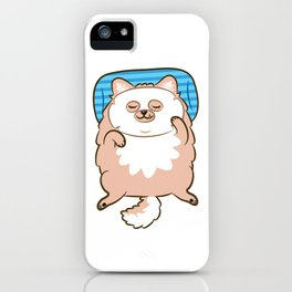 Your face, your fate. iPhone Case
