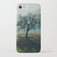 serenity iPhone & iPod Cases featuring Serenity by Monica Ortel ❖