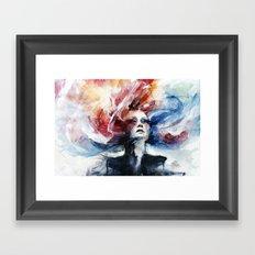 Antimonocromatismo II Framed Art Print