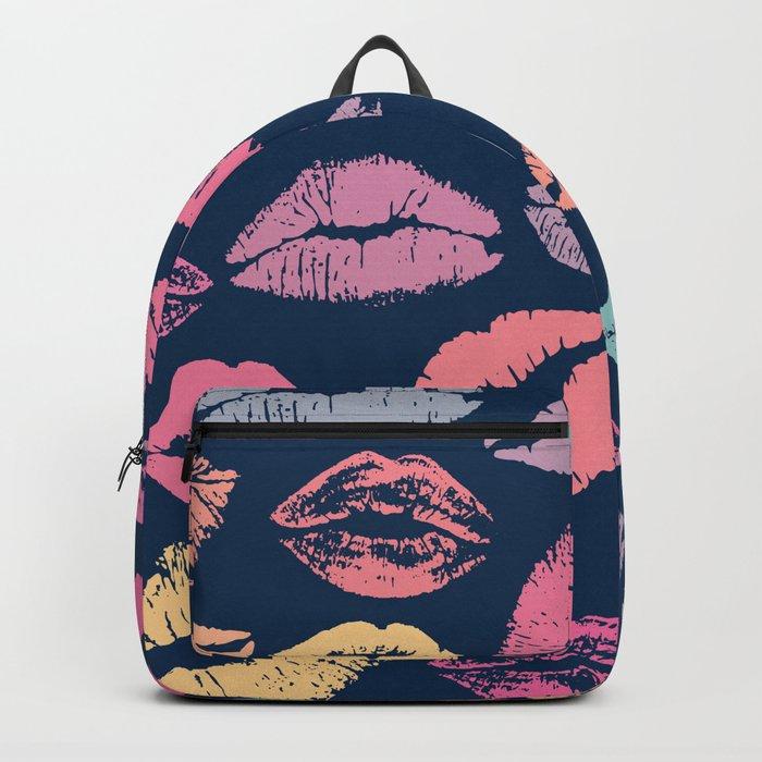 Lips 7 Backpack