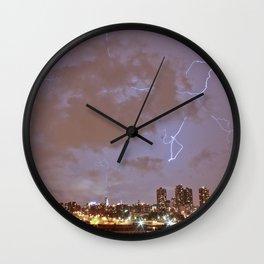 Life In My Big Bad Apple (Pt 8) Wall Clock