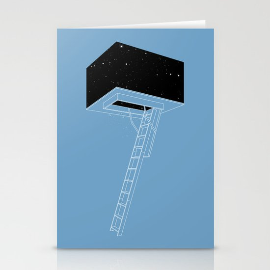 The Attic Stationery Cards