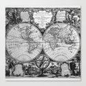 Vintage Old Map Design by mapmaker