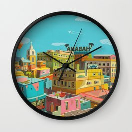 Habana Wall Clock