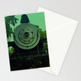 Bakersfield Train 2914.3 Stationery Cards