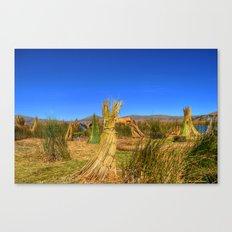 Uros Canvas Print