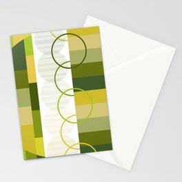 Lemon Lime Stationery Cards