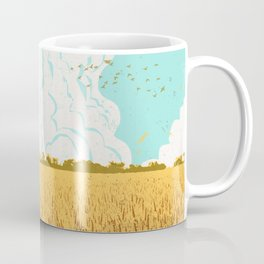 ROCKET LAUNCH Coffee Mug