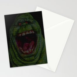Slimer: Ghostbusters Screenplay Print Stationery Cards