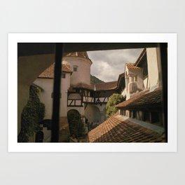 Romanian Works 4 Art Print