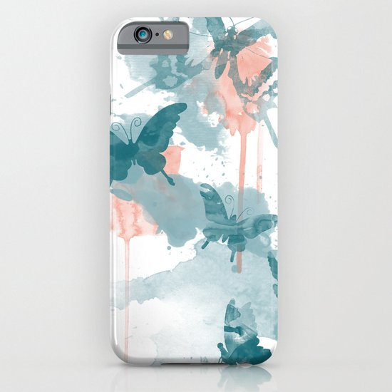 Butterflight iPhone & iPod Case