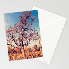 Cornfield Tree Stationery Cards
