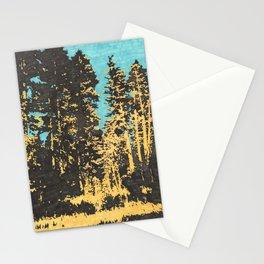 Field Recording of Cicadas Stationery Cards