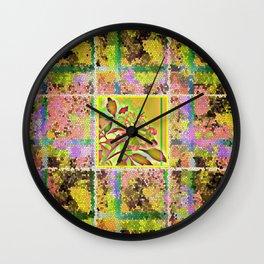 Neuf I Wall Clock