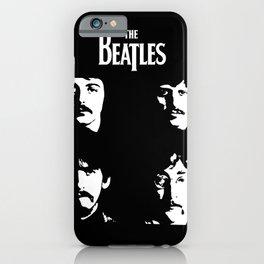 Abbey Road Beatle iPhone Case