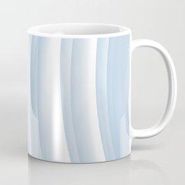 Fanned blue Coffee Mug