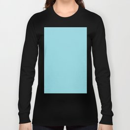 Tanager Turquoise Long Sleeve T-shirt