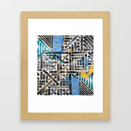 Feeling Framed Art Print