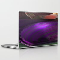 wallpaper Laptop & iPad Skins featuring Wallpaper by Fine2art