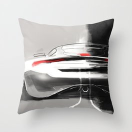 Mborn Throw Pillow