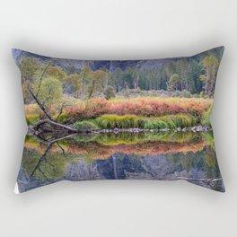 Valley_View 6645 _Yosemite_National_Park, California Rectangular Pillow