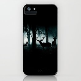 Guardians of the Forest iPhone Case