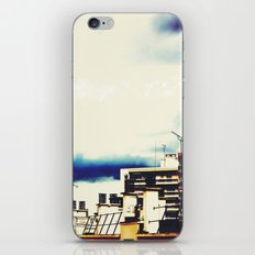 Les Toits de Paris iPhone & iPod Skin