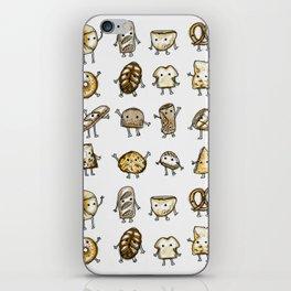I Love Bread iPhone Skin