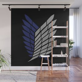 Attack On Titan Wall Mural