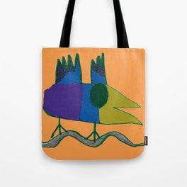 Livi's Toucan Tote Bag