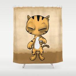 9yangi challenge Shower Curtain
