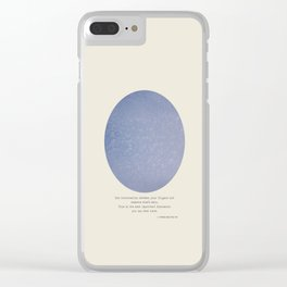 The Talk Clear iPhone Case