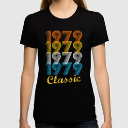 38th Birthday Gift Vintage 1979 T-Shirt for Men & Women T-Shirts and Hoodies T-shirt