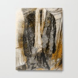 Father's Coat Metal Print