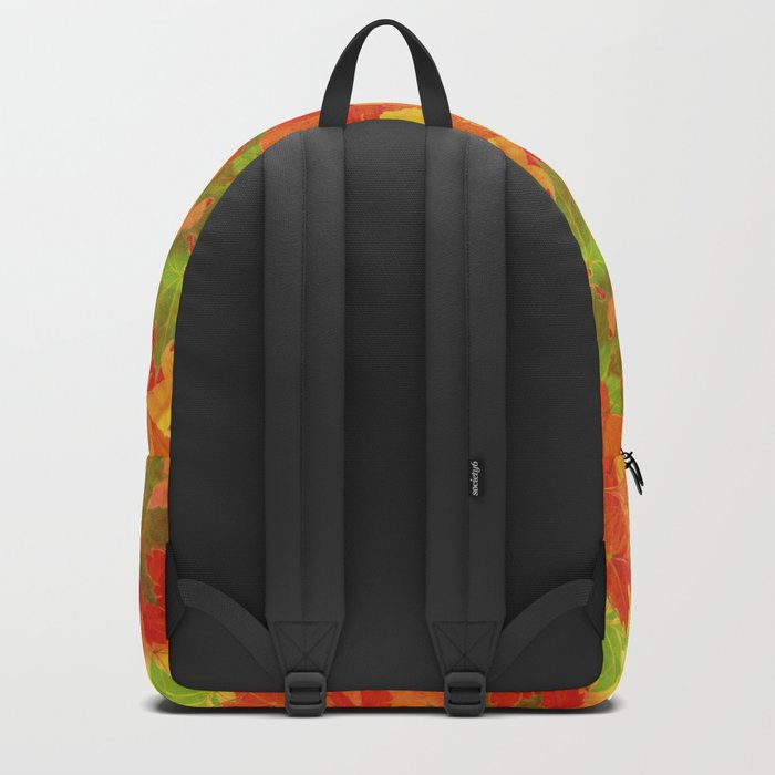 Autumn leaves #17 Backpack