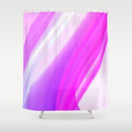 Iridescent Dreams Shower Curtain