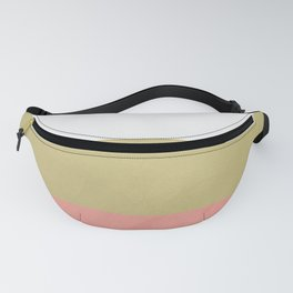 Abstract Sunrise Fanny Pack