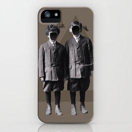 Eliot and Matt iPhone Case
