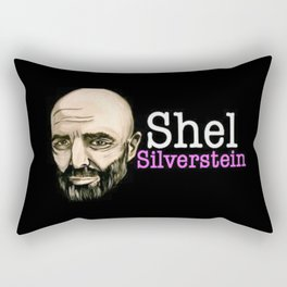 Shel Silverstein Rectangular Pillow