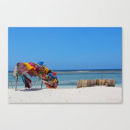 Diani Beach Canvas Print