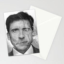 Steve Carell Stationery Cards