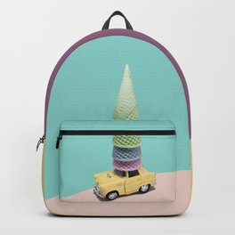 Driving Cones Backpack