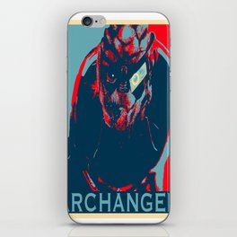 Codename Archangel iPhone Skin