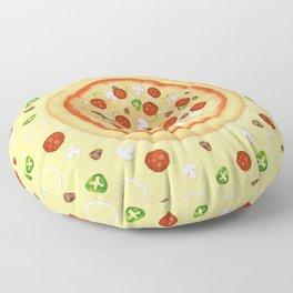 Just Pizza Floor Pillow
