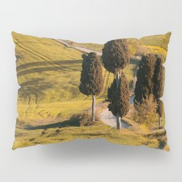 Postcard from Italy Pillow Sham