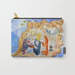 Music under the sea Carry-All Pouch