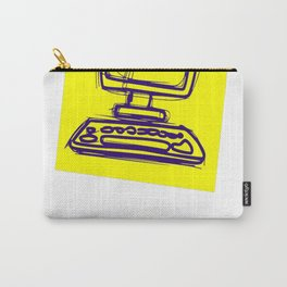 Computer Pósit, post-it, Carry-All Pouch