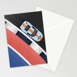 GT Racing  Stationery Cards