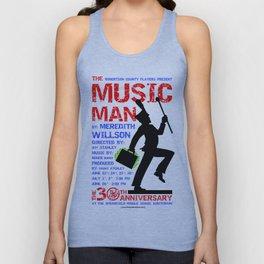 The Music Man Unisex Tank Top