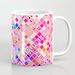 Re-Created  Mosaic No. FIFTEEN by Robert S. Lee Coffee Mug